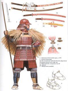 Samurai hardwear