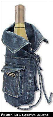 Текстильные фантазии и не только: Разное из старых джинсов