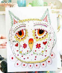 My Owl Barn: Freebies
