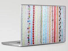 Princess Pattern Laptop Skin
