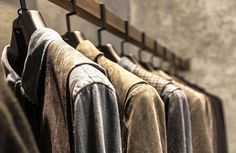 The wardrobe. The man. The Debonair design.  Iter Itineris - meaning The Journey.