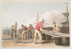 Whale Bone Scrapers, 1814