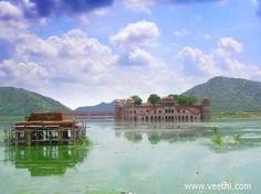 The Jal Mahal - Jaipur