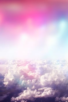 Heavenly Clouds Iphone Wallpaper Enter Http Www Ilikewallpaper Net Iphone Wallpaper To Download More Free Wal Clouds Pastel Clouds Pink Clouds Wallpaper