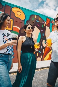 Find the best hidden gems of the brewery type in Miami. Hit up these breweries and micro breweries in Miami for some of the hottest hidden gems you can find for your best vacation. Best Happy Hour, Happy Weekend, Soho Beach House, Miami Nightlife, Drink Stand, New Times, What's Your Style, Drink Specials, Signature Cocktail