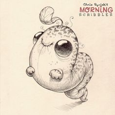 Quailworm has good balance. #morningscribbles | Flickr - Photo Sharing!