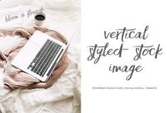 Vertical Styled Stock Image | 3 by Bloom and Flourish on @creativemarket