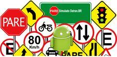 App Simulado Detran.BR para Android