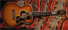 """1993 Rich Taylor Roy Rogers Tribute """"Sunburst"""" """"Premium used Vintage Electric and Acoustic guitars, Fender,Gibson,Gretsch,Martin and more, Ithaca, NY"""