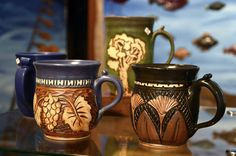 Foxlo Pottery | Amphora Gallery | Cambria,  California | #foxlo | #cambria