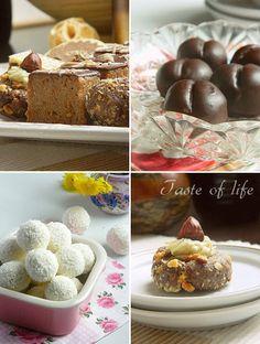 Geschmack des Lebens: Kleine Kuchen