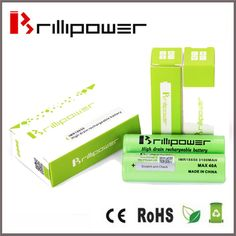 Brillipower battery professional for ecigs