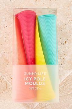 SUNNYLIFE - Icy Pole Moulds