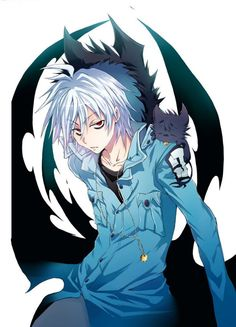 Anime: Servamp - Kuro