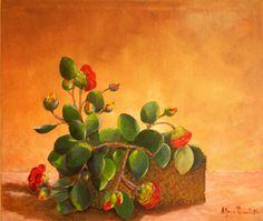 Camelie. Anno 2016. Dipinto dal vero. Olio su tela. Dim. cm 60 x cm 70. Autore Maestro Alfonso Palma Painting, Palms, Artists, Painting Art, Paintings, Painted Canvas, Drawings