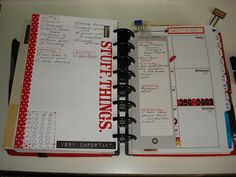 A Creative Operation: ARC Disc Planner Update and a COOL TRICK!