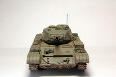 Т-44М — Каропка.ру — стендовые модели, военная миниатюра