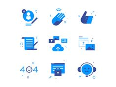 Tidl Icons I by Agnese Lo #Design Popular #Dribbble #shots