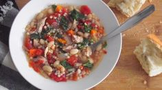 Not Quite Minestrone Soup