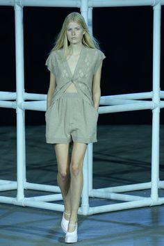 Alexander Wang   Nova York   Verão 2014 - Vogue   Verão 2014