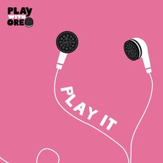 The crunch and munch of an Oreo is music to any ears. #PlayIt #PlaywithOreo