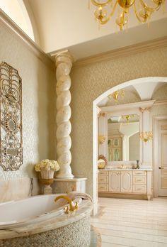 Dallas Design Group | Portfolio | Room Type | Bath Rooms