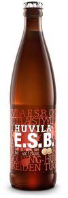 Malmgårdin Panimo Huvila ESB 5,2% pullo (samaa kuin Huvilan ESB pullossa)