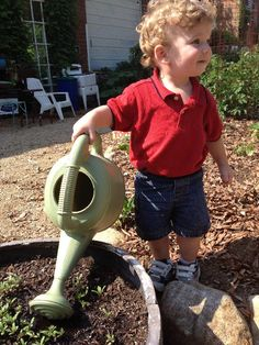 Gardening with Kids - How to get kids interested in gardening