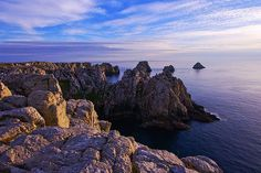 Amazing view of Pointe de St Hernot and Pen Hir #brittany