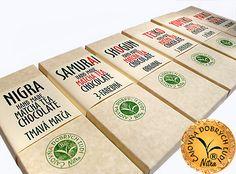 Matcha Tea Chocolate- Nigra- Tmavá matča hand made How To Make Tea, Matcha, Good People, Samurai, Chocolate, Eat, Handmade, House, Hand Made