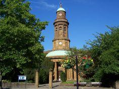 St. Marys Church, Banbury, Oxfordshire