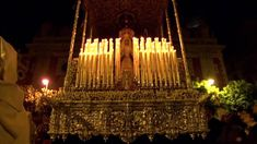 IMPRESIONANTE! - Semana Santa, Sevilla, España - Holy Week in Seville, S...
