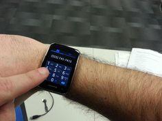 We test the new Samsung Gear S smartwatch!
