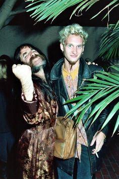 Lemmy Kilmister and Layne Staley