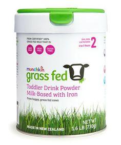 Love this Munchkin Stage 2 Grass-Fed Formula on #zulily! #zulilyfinds