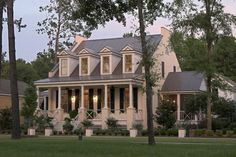 Southern Living house plan.