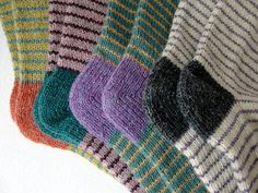 Crochet Patterns Unisex Ravelry: Bywater Socks pattern by Martha McKeon Knitting Stiches, Knitting Socks, Hand Knitting, Knitting Patterns, Crochet Patterns, Knit Socks, Knitting Humor, Knitting Blogs, Knitting Projects