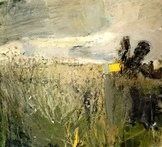 "bofransson: ""The Field at Sunset Joan Kathleen Harding Eardley "" Abstract Landscape Painting, Seascape Paintings, Landscape Paintings, Abstract Art, Paintings I Love, Art Paintings, Painting Art, Popular Artists, Galerie D'art"