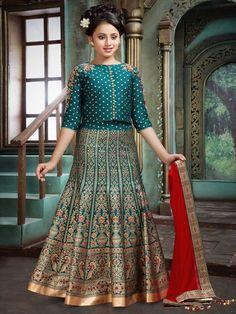 Lehenga For Girls, Kids Lehenga Choli, Choli Dress, Anarkali, Dress Skirt, Stylish Dresses For Girls, Stylish Dress Designs, Gowns For Girls, Girls Dresses