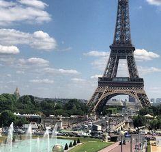 Visiter Paris.