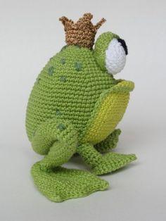 Henri the Frog |