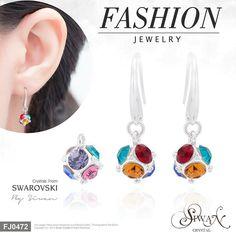 FJ0472 Dangle earrings