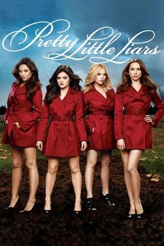 Assistir Pretty Little Liars online Dublado e Legendado no Cine HD