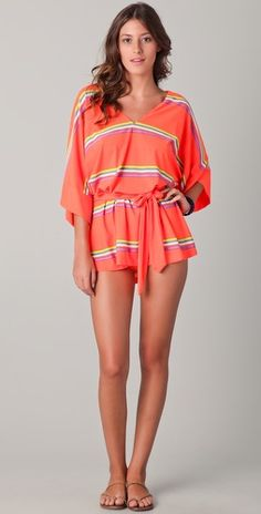 Juicy Couture beach cover up