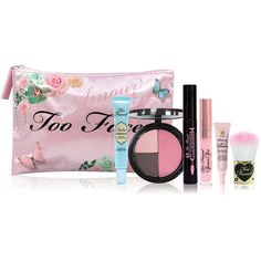 Too Faced Look of Love Spring Collection 1 ea ($45) found on Polyvore