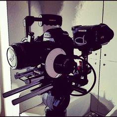 DSLR Camera Rig by @wrecklessinc