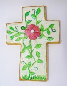 Papier Mache Crosses