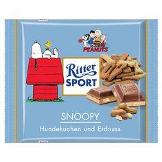 Ritter Sport Fake Sorte - Peanuts