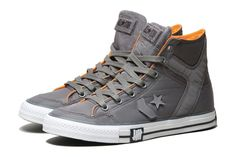 If you don't have a pair then you should pick up a pair of these limited edition Converse Undefeated Poorman Weapon Sneakers. These sneakers are all sorts of awesome. Sneakers Mode, Best Sneakers, Casual Sneakers, Sneakers Fashion, Casual Shoes, Fashion Shoes, Mens Fashion, Converse Shoes Outfit, Grey Converse
