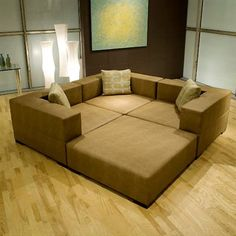 Elegant Giant Couch Bed 45 Sofa Design Ideas with Giant Couch Bed Large Sectional Sofa, Sofa Couch, Couch Set, Couch Furniture, Large Sofa, Sofa Design, Big Cushions, Cheap Couch, Bed Images
